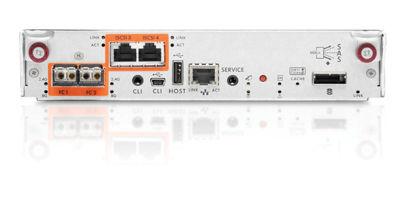Picture of HP P2000 G3 MSA 8Gbit 1Gbit FC/iSCSI Combo Controller AP837A 582937-001