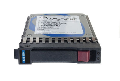 Picture of HPE MSA 800GB 12G SAS Mixed Use SFF (2.5in) Solid State Drive N9X96A 841505-001