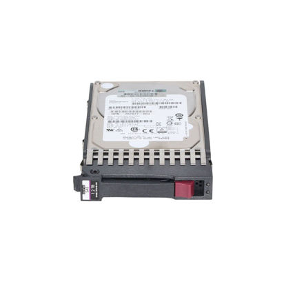 Picture of HPE MSA 1.2TB 12G SAS 10K SFF (2.5in) Dual Port Enterprise Hard Drive J9F48A 787648-001