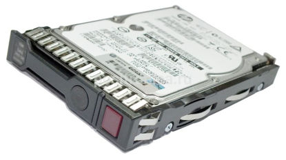 Picture of HPE MSA 2.4TB 12G SAS 10K SFF (2.5in) Enterprise 512e Hard Drive Q2R41A P00441-001