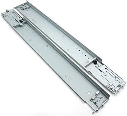Picture of HP MSA60 MSA70 EVA4400 EVA6400 EVA8400 Rack Rail Kit 383663-001 356906-001