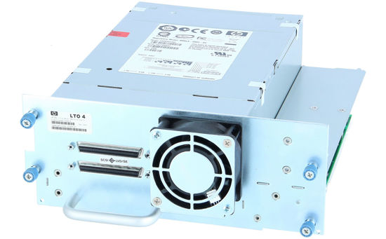 Picture of HP MSL LTO-4 Ultrium 1840 SCSI Drive Upgrade Kit AJ041A 453906-001