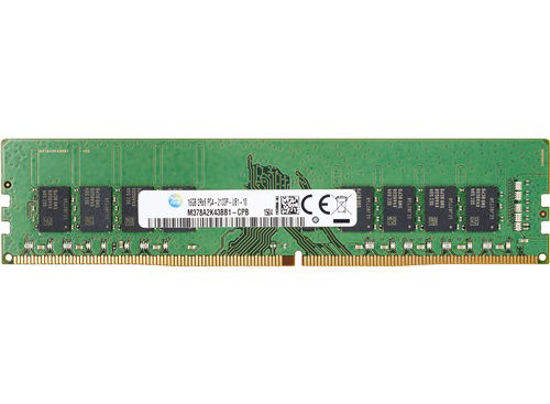 Picture of HP 32GB (4x8GB) PC4-1900 DDR4-2400 Non-ECC Unbuffered Memory Module 4X Z9H60AA