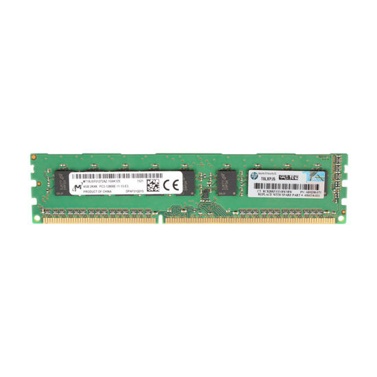 Picture of HP 48GB (12x4GB) Dual Rank x8 PC3-12800E (DDR3-1600) Unbuffered CAS-11 Memory Kit 12X 669322-B21 684034-001