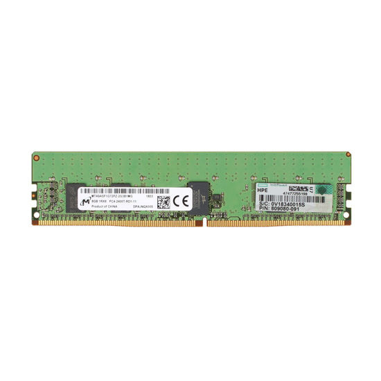 Picture of HP 64GB (8x8GB) 1RX8 DDR4-2400 CAS-17-17-17 Registered Memory Kit 8X 805347-B21 819410-001