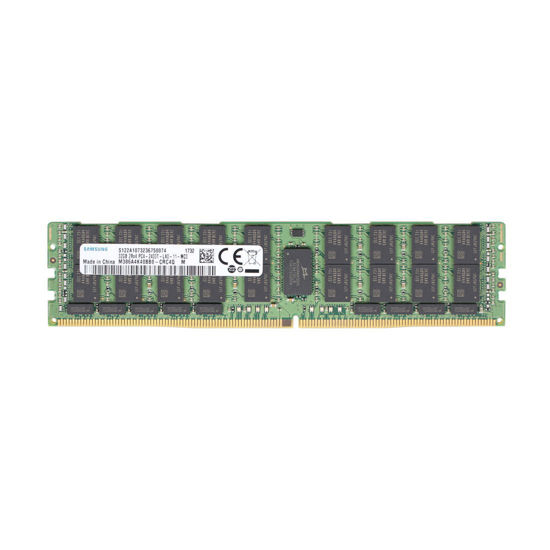 Picture of HP 64GB (2x32GB) 2RX4 DDR4-2400 CAS-17-17-17 Load Reduced Memory Kit 2X 805353-B21 819414-001
