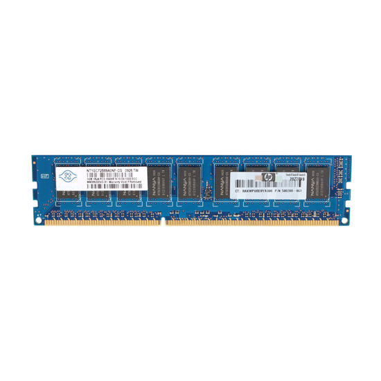 Picture of HP 4GB (4x1GB) PC3-10600E DDR3-1333 Memory Kit 4X 536888-001