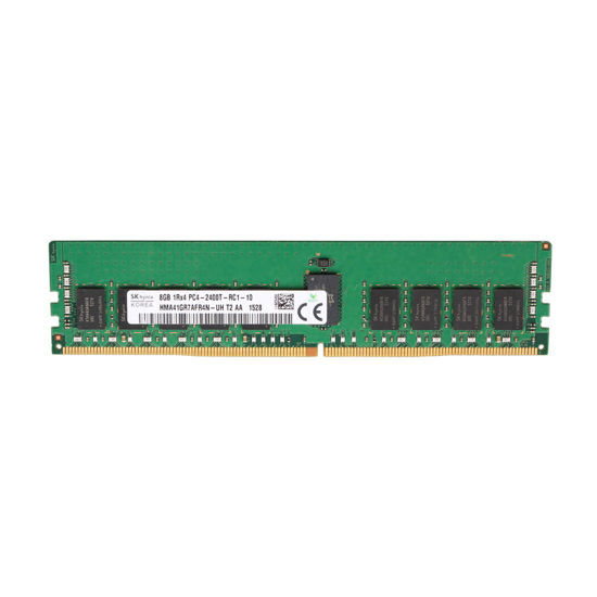 Picture of 32GB (4x8GB) PC4-19200 DDR4-2400 Non-ECC Unbuffered Memory Module 4X HMA41GR7AFR4N-UH