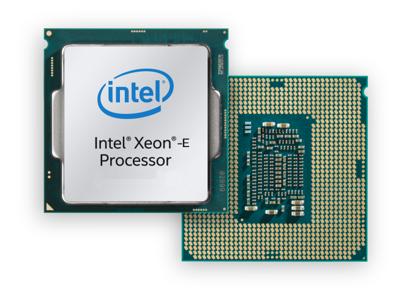 Picture of Intel Xeon E-2174G (3.8GHz/4-core/71W) Processor - SR3WN