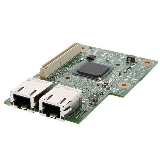 Picture of Dell Broadcom 5720 Dual Port 1GB Ethernet LOM Daughter Card - KWJGX