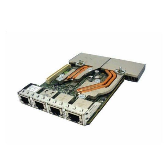 Picture of Dell Broadcom 57800-T Quad Port 2x1GbE + 2x10GbE Daughter Card Network Adapter - G8RPD