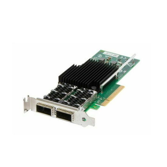 Picture of Dell Intel XL710 Dual Port 40Gb QSFP+ Network Adapter High Profile - KF46X