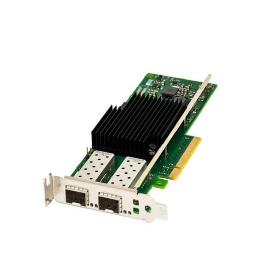 Picture of Dell Intel X710-DA2 10GB Dual Port SFP+ Network Adapter Low Profile - Y5M7N