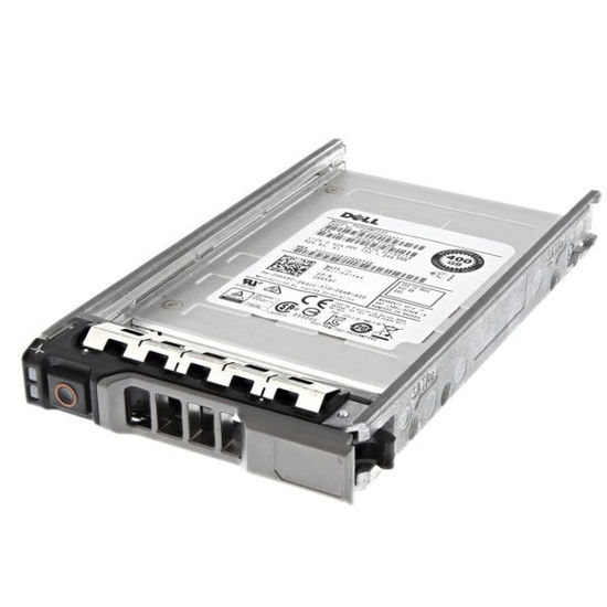 Picture of Dell 400GB 12G Mixed Use SAS MLC 2.5'' SSD - HKK8C