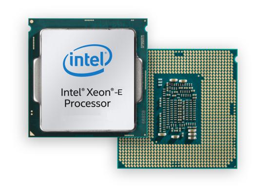Picture of Intel Xeon E-2124G (3.4GHz/4-core/71W) Processor SR3WL