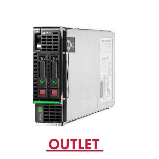 Picture of HP Proliant BL460c Gen8 V1 CTO Blade Server 641016-B21 (Outlet)