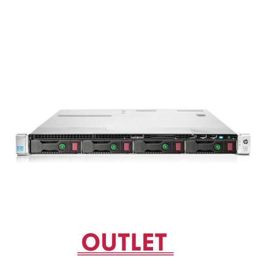 Picture of HP Proliant DL360p Gen8 V1 LFF CTO Rack Server 655651-B21 (Outlet)