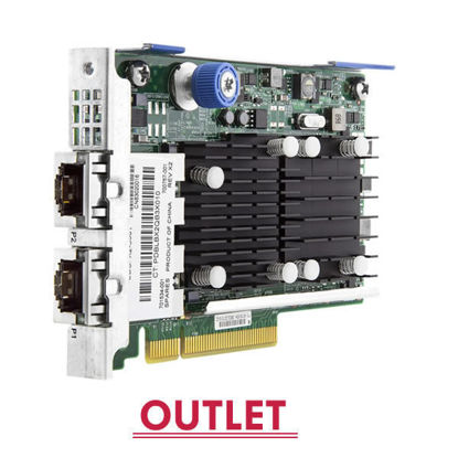 Picture of HPE FlexFabric 10Gb 2-port 533FLR-T Adapter 700759-B21 701534-001 (Outlet)