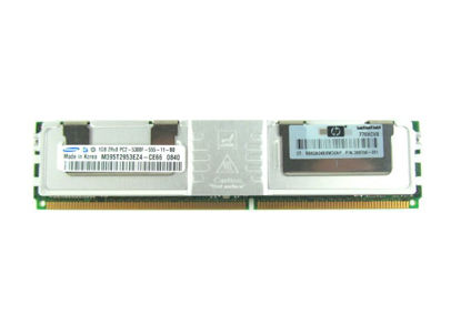 Picture of HP 2GB (1x2GB) FBD PC2-5300 Memory Kit 397411-B21 398706-051