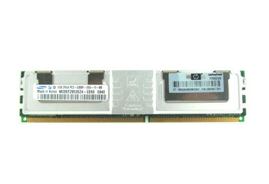 Picture of HP 2GB (1x2GB) FBD PC2-5300 Memory Kit 397411-B21 398706-051
