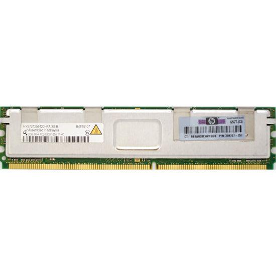 Picture of HP 4GB (1x4GB) FBD PC2-5300 Memory Kit 397413-B21 398707-051