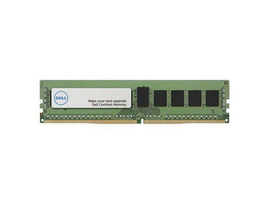 Picture of Dell 8GB (1x8GB) PC4-21300 1Rx8 DDR4-2666 ECC RDIMM - M393A1K43BB1-CTD