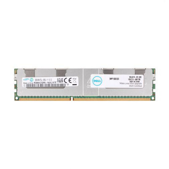 Picture of 32GB (1x32GB) PC3L-12800L Quad Rank Memory Kit SNPF1G9DC/32G