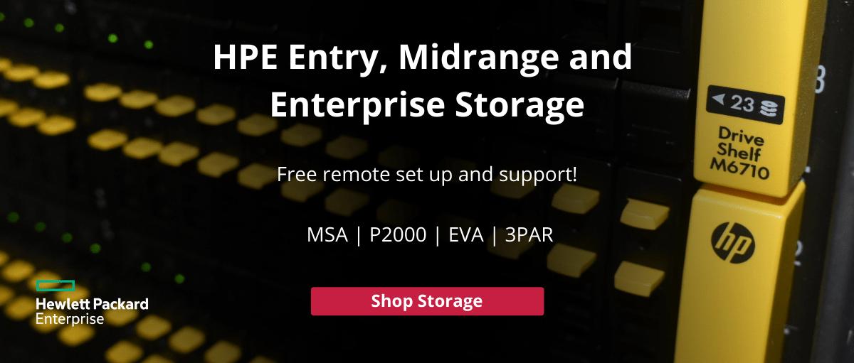 HPE Storage 3PAR
