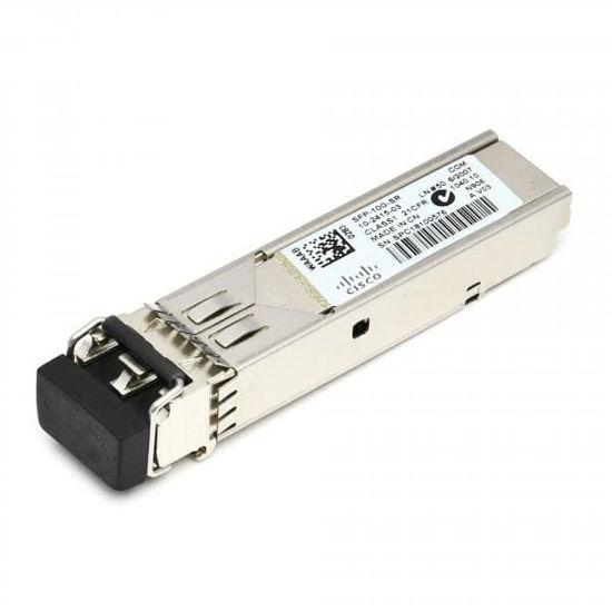 Picture of Cisco 10GBASE-SR SFP+ Module for MMF SFP-10G-SR-S