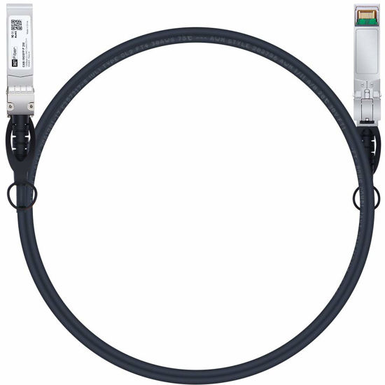 Picture of Cisco 10GBASE-CU SFP+ Cable 2 Meter, Passive SFP-H10GB-CU2M