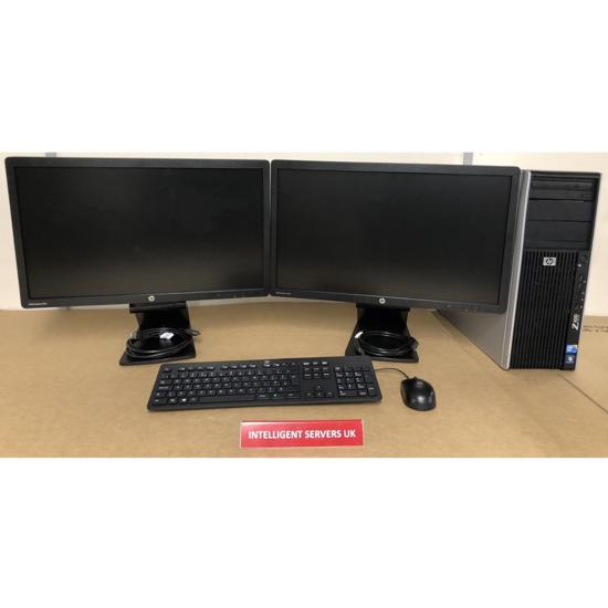 Z400 Workstation