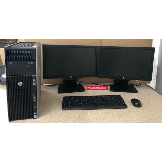 Z620 Workstation