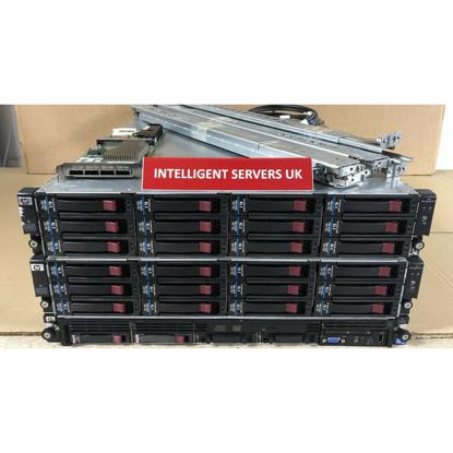 DL360 G7 D2600 Storage Configuration