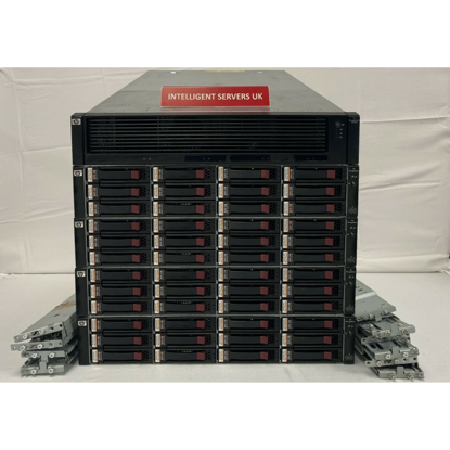StorageWorks EVA4400 SAN