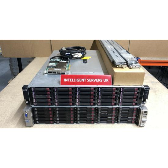DL380p D2700 DAS Server Configuration