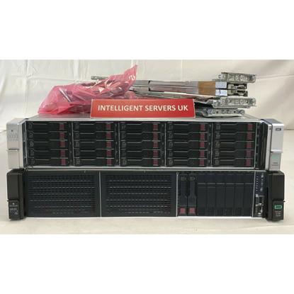 D3700 DL380 Configuration