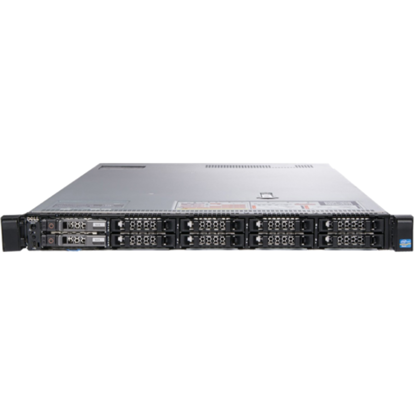 Picture of Dell PowerEdge R620 V1 10SFF Hotplug CTO 1U Rack Server XPM2M