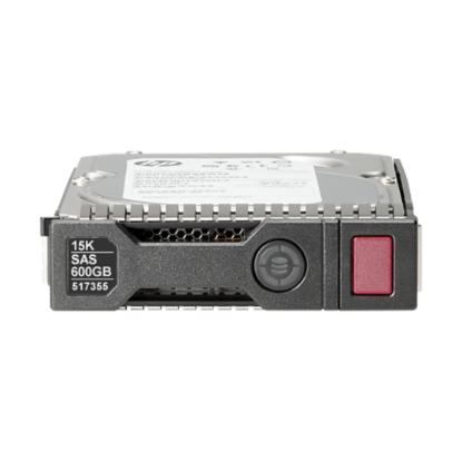 Picture of HP 600GB 6G SAS 15K rpm LFF (3.5-inch) Non-hot Plug Dual Port Enterprise Hard Drive 516830-B21 517355-001