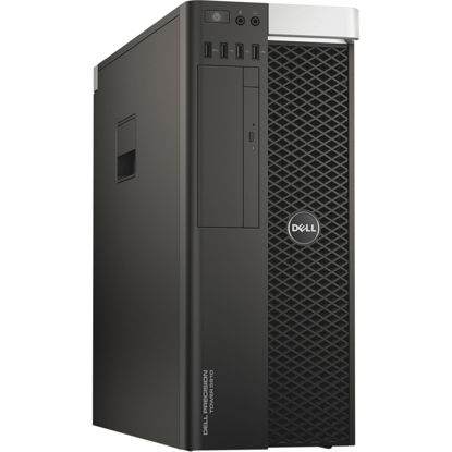 Dell T5810 Workstation, Intel E5-1630 V3 3.70GHz, 16GB, 500GB HDD, Quadro K2200