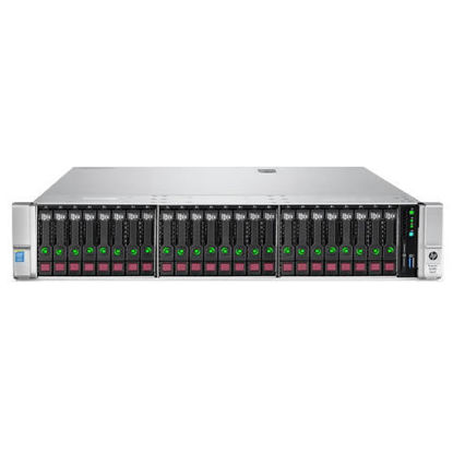 HPE Proliant DL380 Gen9 V4 24SFF CTO Rack Server 767032-B21