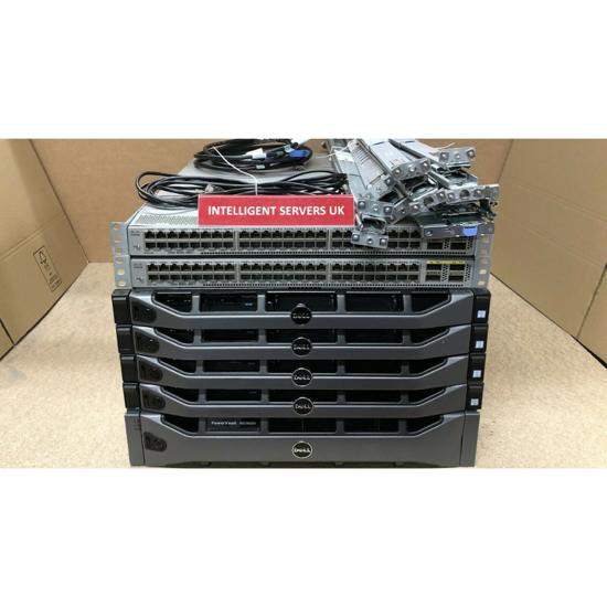 Dell MD3620i Dell R630 SAN  Server Solution