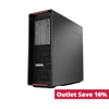 Picture of Lenovo ThinkStation P510, NO CPU, NO RAM, NO HDD (Outlet)