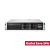 Picture of HPE Proliant DL380p Gen8 V2 SFF CTO Rack Server 653200-B21 (Outlet)