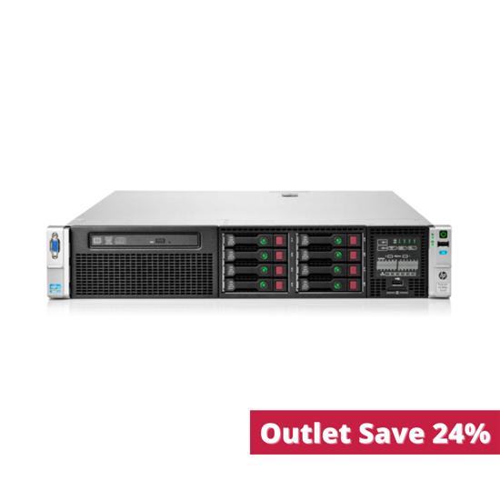 Picture of HPE Proliant DL380p Gen8 V1 SFF CTO Rack Server 653200-B21 (Outlet)
