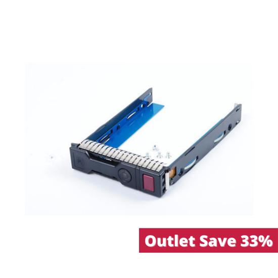 "Picture of HP Gen8 Gen9 3.5"" Hot Plug Hard Drive Smart Caddie 651314-001 (Outlet)"