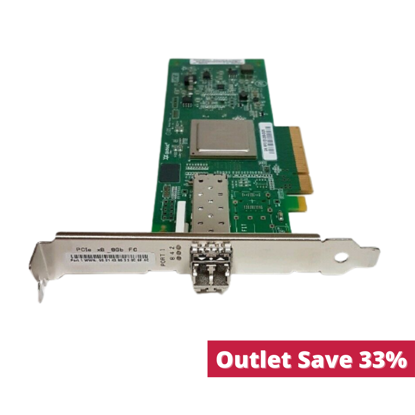 Picture of HP 8Gb Fibre Channel PCIe Card AK344AH (Outlet)