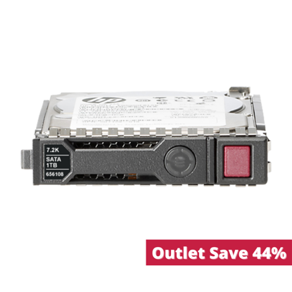 Picture of HP 1TB 6G SATA 7.2K rpm SFF (2.5-inch) SC Midline Hard Drive 655710-B21 656108-001 (Outlet)