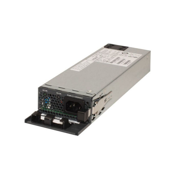 Picture of Cisco 3850 Series Power Supply PWR-C1-350WAC 350W AC Config 1