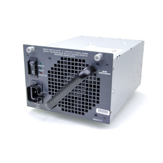 Picture of Cisco Catalyst 4500 PWR-C45-2800ACV 4500 2800W AC Power Supply