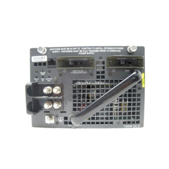 Picture of Cisco Catalyst 4500 PWR-C45-1400DC-P 4500 1400W DC Power Supply w/Int PEM